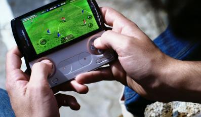 To telefon, czy konsola? Poznajcie nowy gadżet Sony