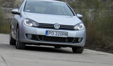 Europejczycy najchętniej kupują VW Golfa