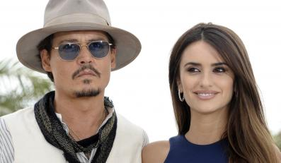 Johnny Deep i Penelope Cruz