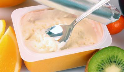 Jogurt może być wykorzystywany w leczeniu ran nabłonka jelit?
