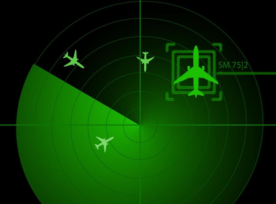 Obraz na radarze