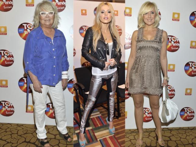 Gwiazdy na konferencji Top Trendy 2011