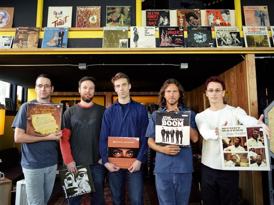 Cameron Crowe zaszczycony współpracą z Pearl Jam