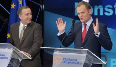Donald Tusk to jeden z największych atutów PO - wynika ze zleconego przez partię sondażu