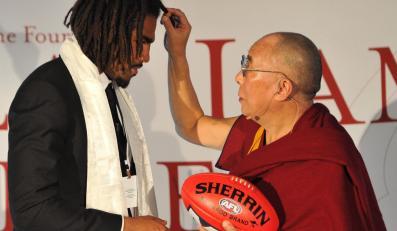 Dalajlama w Australii