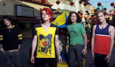 Komiks wokalisty My Chemical Romance trafi na duże ekrany
