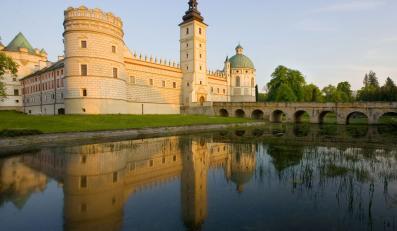 Pałac w Krasiczynie