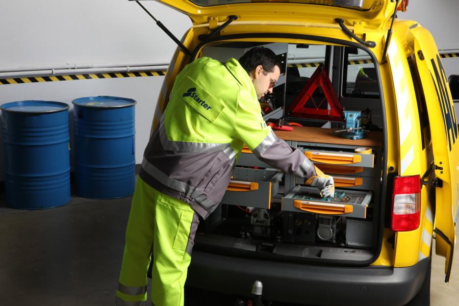 Jak ratować auto na siarczystym mrozie