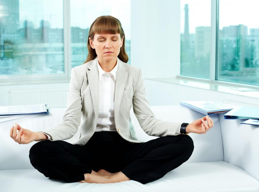Medytuj 12 minut dziennie