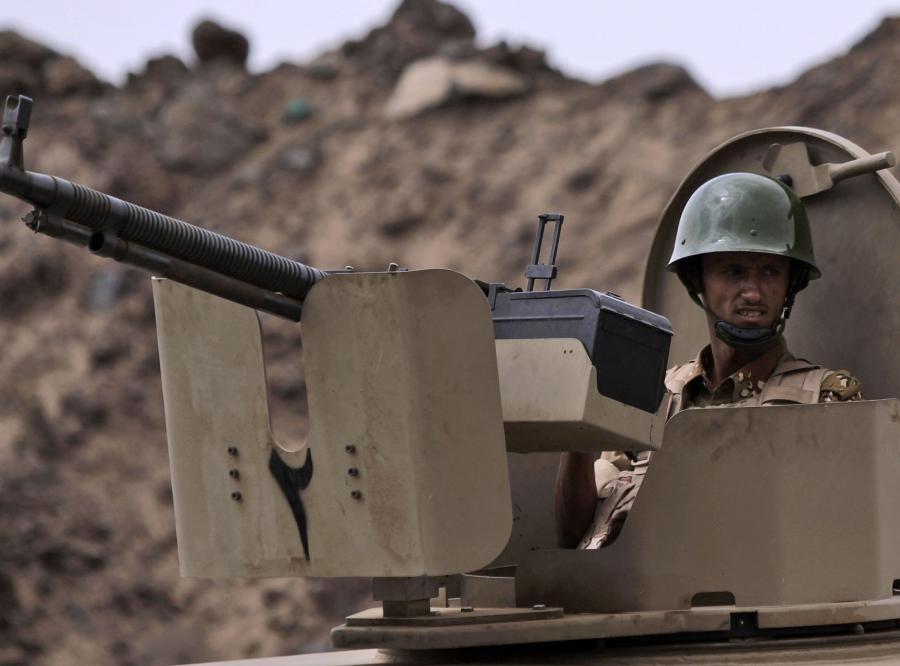 Jemeńska armia walczy z bojownikami Al-Kaidy, którzy znaleźli schronienie w tym kraju