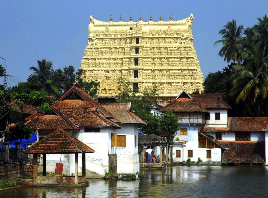 Świątynia, w której odkryto warty 22 miliardów dolarów skarb