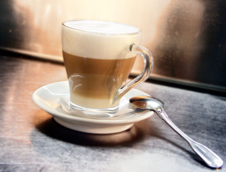Filiżanaka kawy