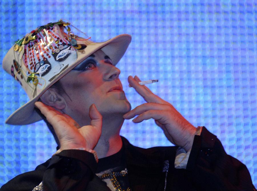 Boy George przyjedzie na Roxy Festival