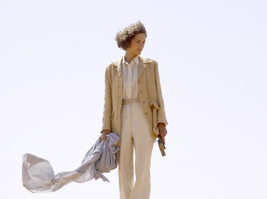 Marion Cotillard w filmie \