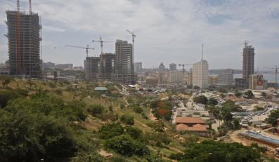Stolica Angoli - Luanda