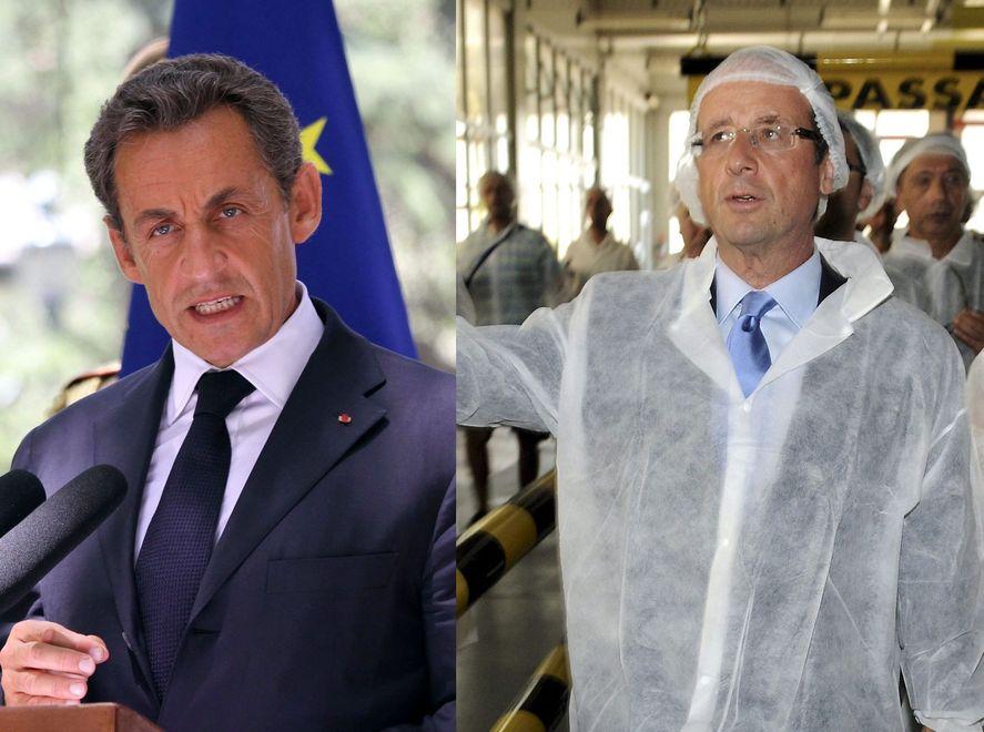 Sarkozy i Hollande mają równe szanse na prezydenturę Francji