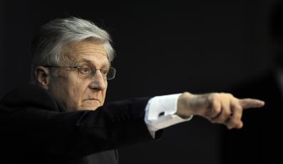 Prezes Europejskiego Banku Centralnego Jean-Claude Trichet. Po trwającym blisko dwa lata okresie najniższych stóp procentowych w historii, EBC drugi raz w tym roku postanowił je podnieść