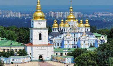 Ukraińcy wolą integrację ze wschodem - wynika z sondażu