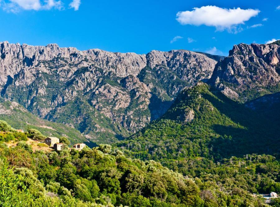 Góry na Korsyce