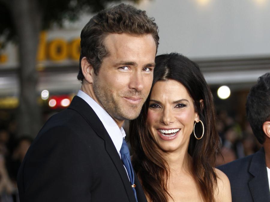 Ryan Reynolds i Sandra Bullock znów razem