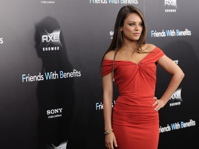 Mila Kunis deklaruje swoje poparcie dla polityki Baracka Obamy
