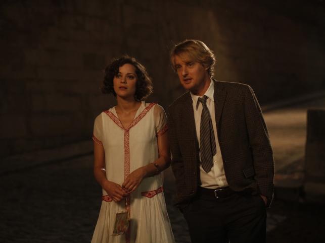Marion Cotillard i Owen Wilson