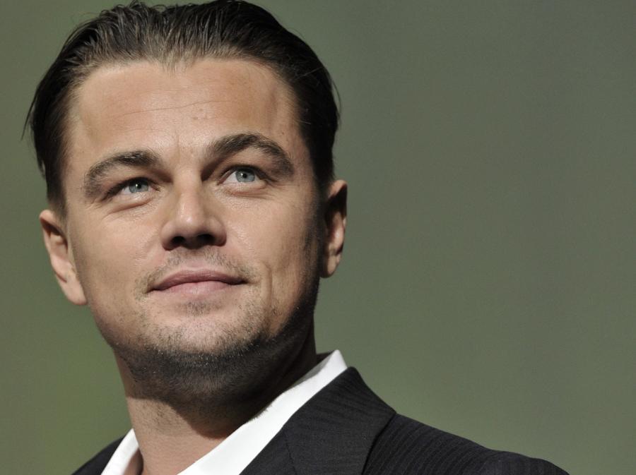 Leonardo DiCaprio niezłym \
