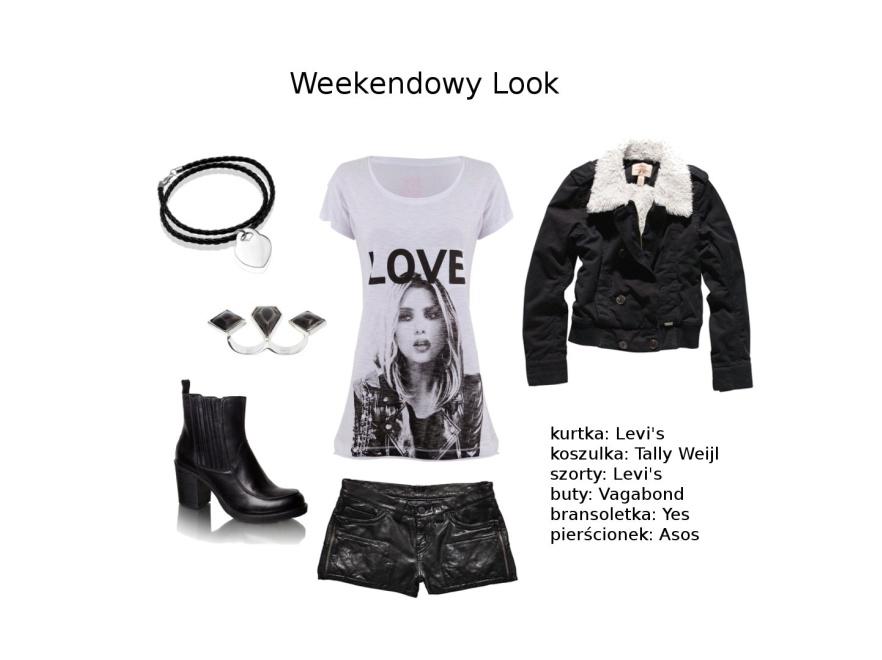 Tej jesieni modna kobieta musi mieć co najmniej jeden zestaw w kolorach black & white.