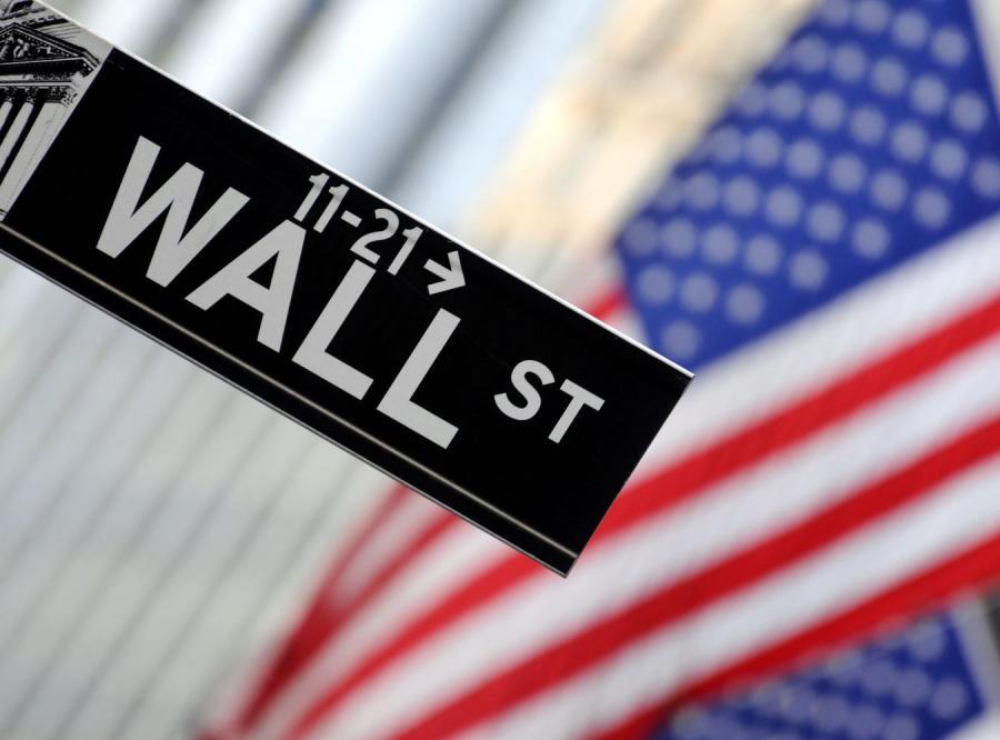 Wall Street w Nowym Jorku