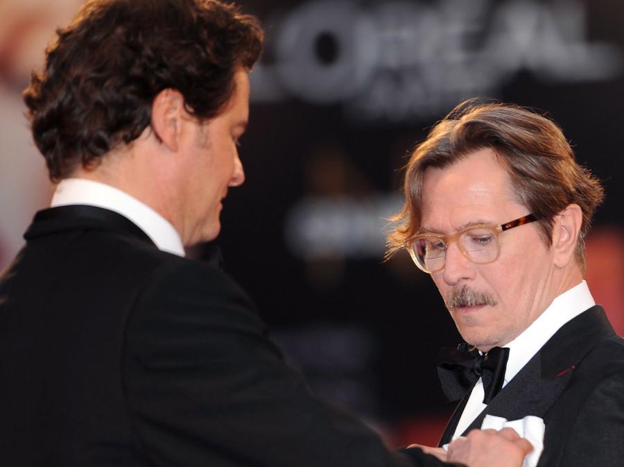 Colin Firth i Gary Oldman