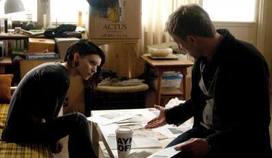 """Daniel Craig i Rooney Mara w """"Dziewczynie z tatuażem"""""""