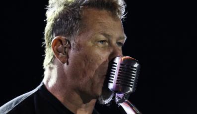 Metallica w dokumencie Nimróda Antala
