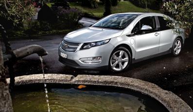 Chevrolet Volt Samochód Roku 2012 w ojczyźnie Louisa Chevroleta