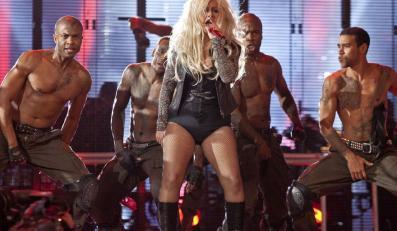 Christina Aguilera skrytykowana za strój na koncercie ku pamięci Michaela Jacksona