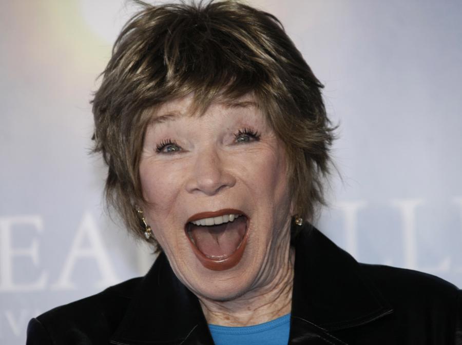Shirley MacLaine uhonorowana przez AFI