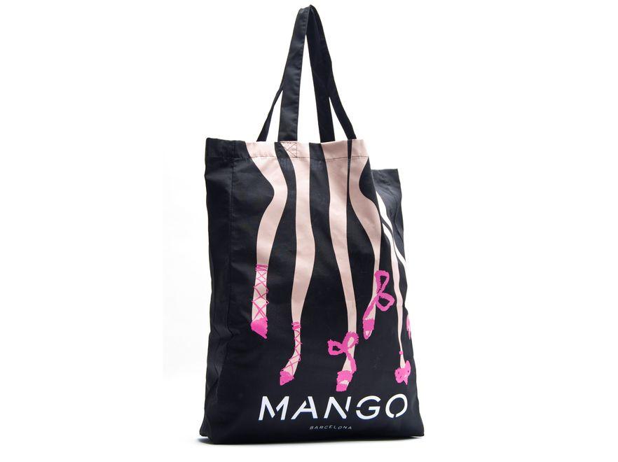 Torba Happy Shopping by Mango