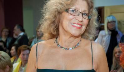 Teresa Kopias doskonale daje sobie radę w świecie mody.