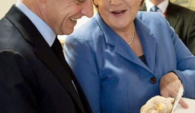 Sarkozy ma córkę. Prezenty od Merkel i Camerona
