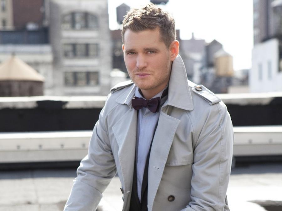 Michael Bublé zaśpiewa dla Bonda?