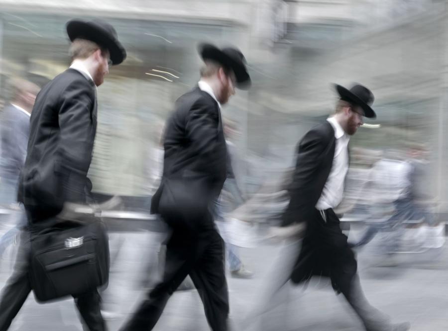 To trzeba wiedzieć przed podróżą do Izraela - ortodoksyjni Żydzi