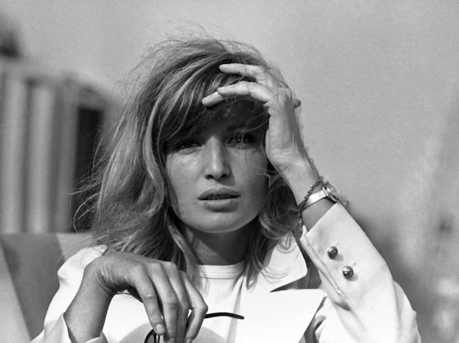 Monica Vitti w 1964 roku