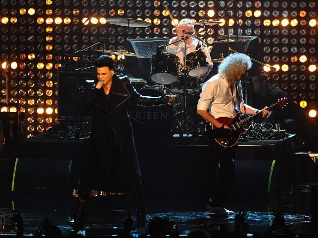Queen z Adamem Lambertem