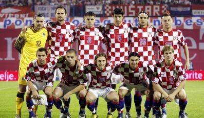 Reprezntacja Chorwacji