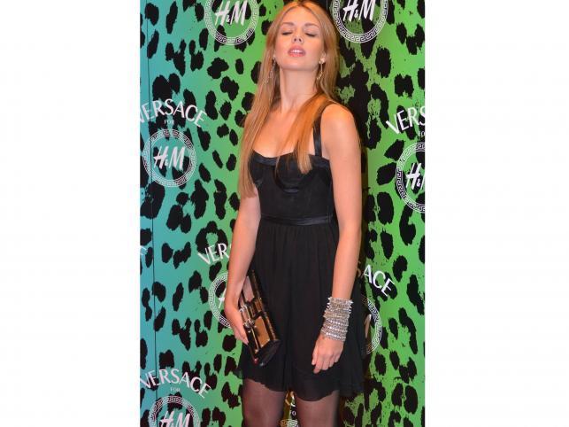 Nocna gala Versace w H&M