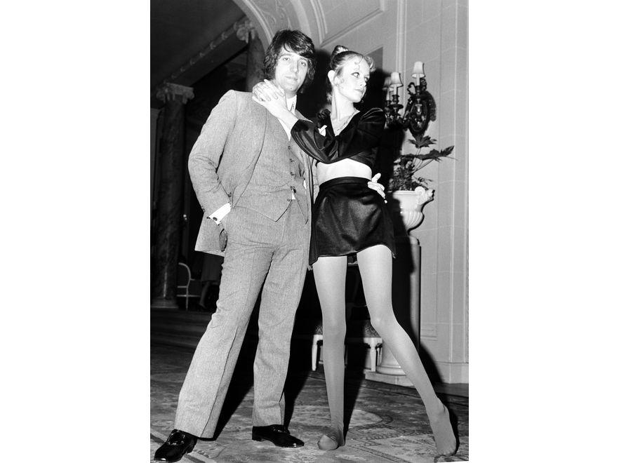 Twiggy w 1969 roku