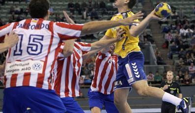 Atletico pokonało Vive