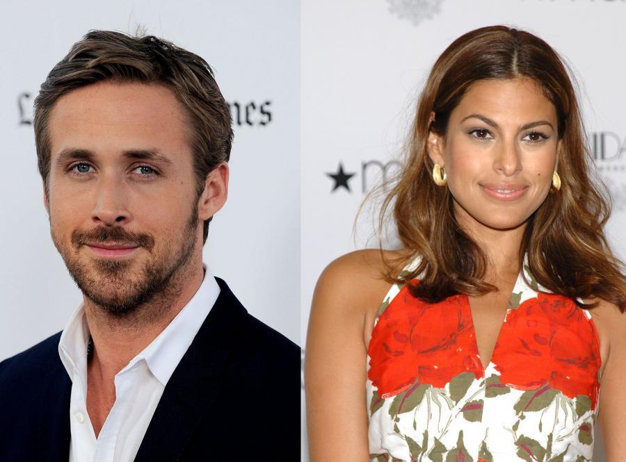 Eva Mendes i Ryan Gosling małżeństwem na razie na niby