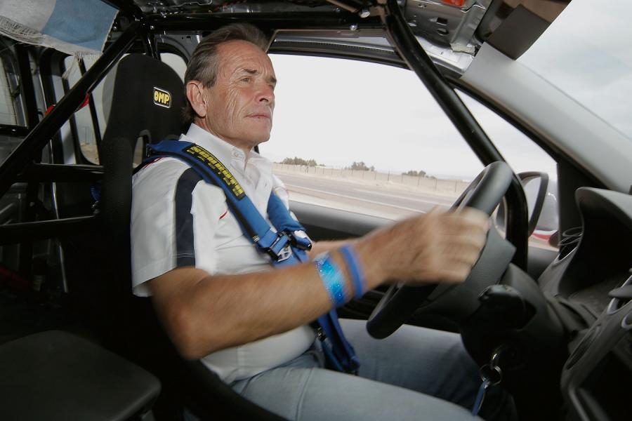 Jacky Ickx - legenda Formuły 1