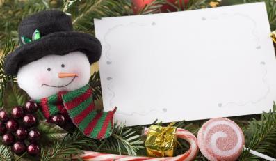 Odbieranie wirtualnych życzeń świątecznych powoduje poczucie osamotnienia i bezradności, a nawet beznadziei