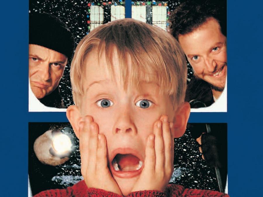 """Kevin sam w domu"" jak co roku na Święta..."